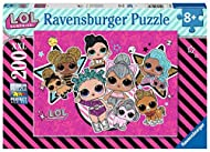 Ravensburger LOL Surprise! Girl Power 200 Piece Jigsaw Puzzle with Extra Large Pieces for Kids Age 8...
