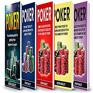 Poker Books: 5 Books in 1 cover art