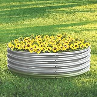 Best round raised garden beds Reviews