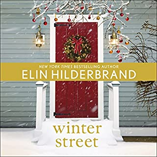 Winter Street                   By:                                                                                                                                 Elin Hilderbrand                               Narrated by:                                                                                                                                 Laurel Lefkow                      Length: 5 hrs and 58 mins     2 ratings     Overall 4.5