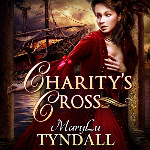 Charity's Cross audiobook cover art