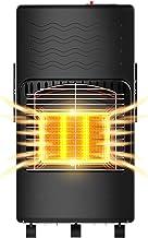 Radiateur électrique Terrasse chauffe-liquéfier chauffe-liquéfier domestique intérieur intérieur Chauffe-espace électrique...