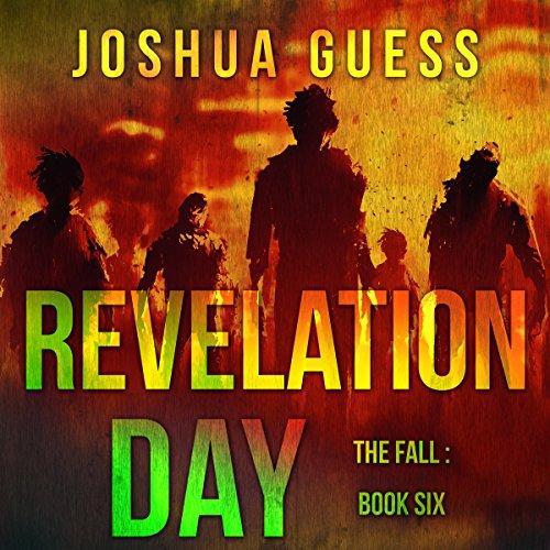 Revelation Day audiobook cover art