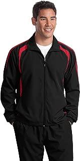 Men's Tall Colorblock Raglan Jacket