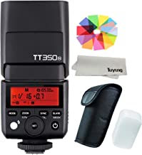 GODOX Mini TT350N TTL HSS max 1/8000s 2.4G Wireless X System Flash for Nikon D800 D700 D7100 D5200 D5100 D5000 D300 D300D D3200 D3100 D3000 D200 D70S D810 D610 D90 D750 Cameras