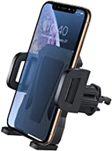 Air Vent Phone Holder for Car,Miracase Universal Vehicle Cell Phone Mount Cradle with Adjustable Clip Compatible with iPho...