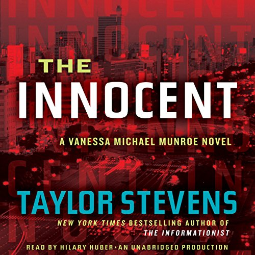 The Innocent: A Vanessa Michael Munroe Novel, Book 2 Titelbild