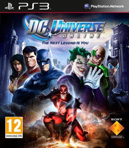 DC Universe online [Importación italiana]