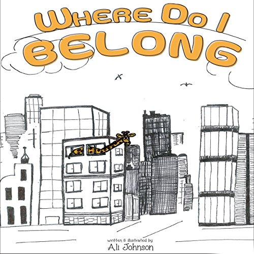 Where Do I Belong audiobook cover art