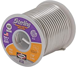 Worthington 85325 Sterling Lead-Free Solder, Silver