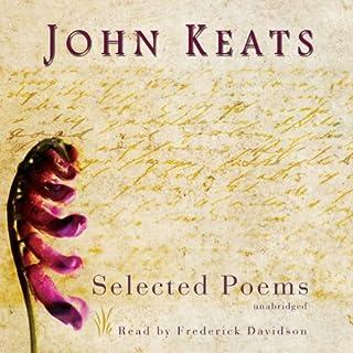 John Keats cover art