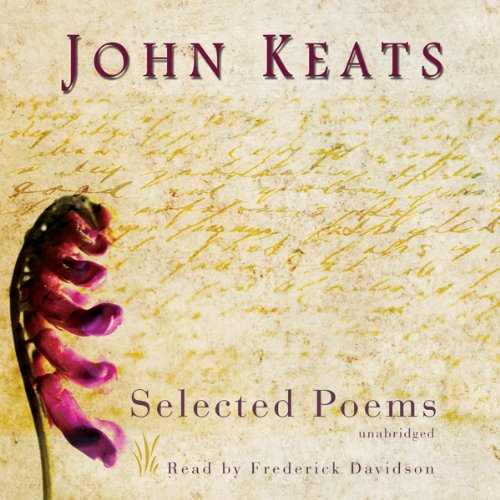 John Keats cover art