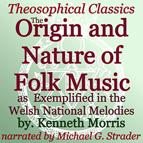 The Origin and Nature of Folk Music cover art