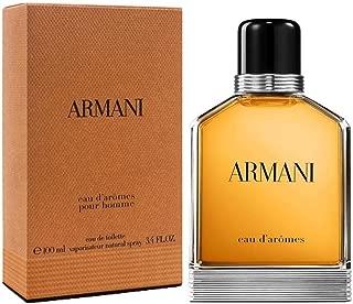 GÍorgio ArmanÍ Eau D'Aromes Perfume For Men Eau De Toilette CL 3.3 OZ.