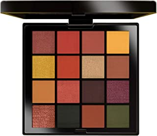 Character 16 Color Glam Look Eyeshadow Palette GME003 Multicolors 13g