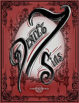 The Seven Deadly Sins: An Anthology by [Harvardwood Press]