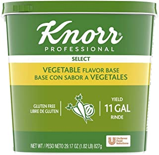 Knorr Select Soup Base, Vegetable, 1.82 lbs (1 container)