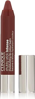 Clinique Chubby Stick Intense Moisturizing Lip Colour Balm, No. 02 Chunkiest Chili, 10 Oz