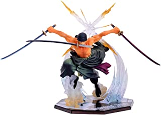 EASTVAPS One Piece Anime Roronoa Zoro Figurine Sorón Grande Main Décoration de Poupée