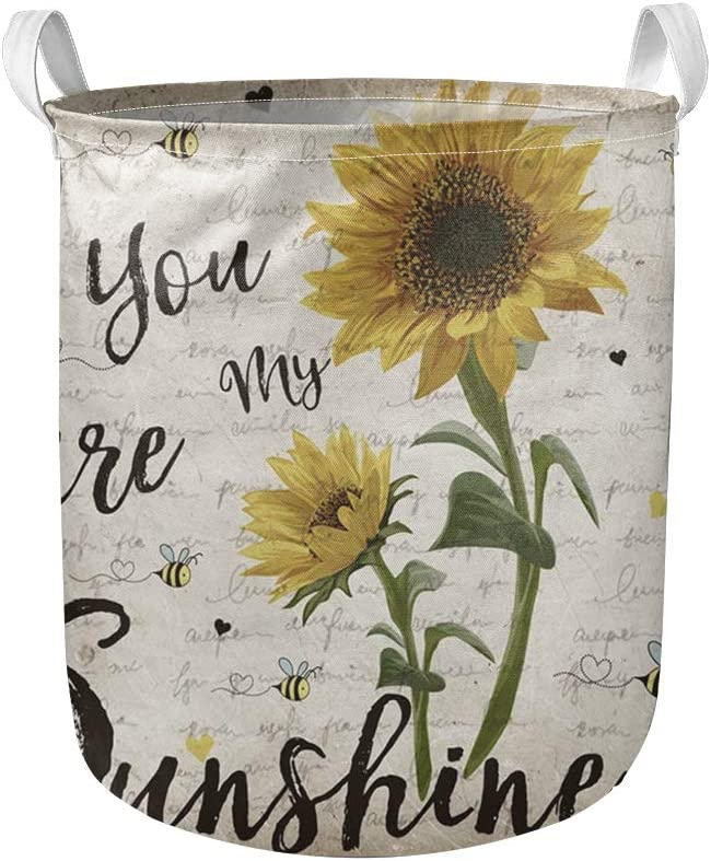 Frestree Milwaukee Mall Nursery Storage You are Hamper Vintag Baby Sunshine Manufacturer direct delivery My