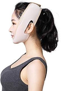 Gezichtsvermageringsmasker voor vrouwen V Gezichtslijn Gordel Band Shaper Afslankverband voor het gezicht Dubbele kinmaske...