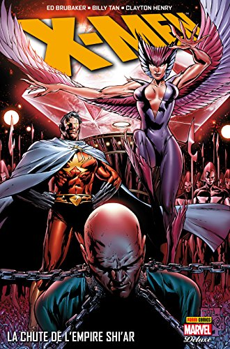 X-Men - La chute de l'Empire Shi'Ar (French Edition)