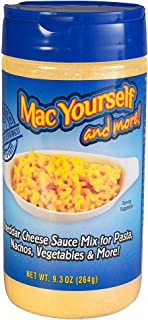Mac Yourself Powdered Cheese Sauce Mix, 9.3 Ounce