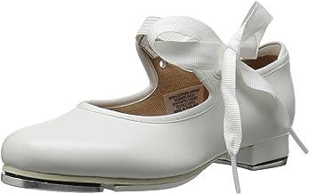 Bloch Dance Annie Tyette Tap Shoe (Toddler/Little Kid/Big Kid),White,8 N US Toddler
