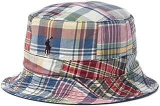 Ralph Lauren Polo Mens Reversible Pony Logo Bucket Hat