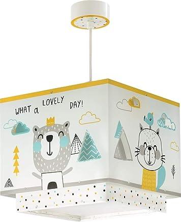 Amazon.fr : suspension pour chambre bébé : Luminaires & Eclairage