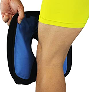 Reusable Cryo Cold Knee Pack for Injuries, Post Op, Pain Relief, Post Workout, Sprain, Surgery, Reduce Infl...