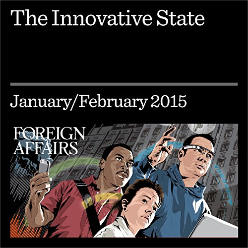 The Innovative State audiobook cover art