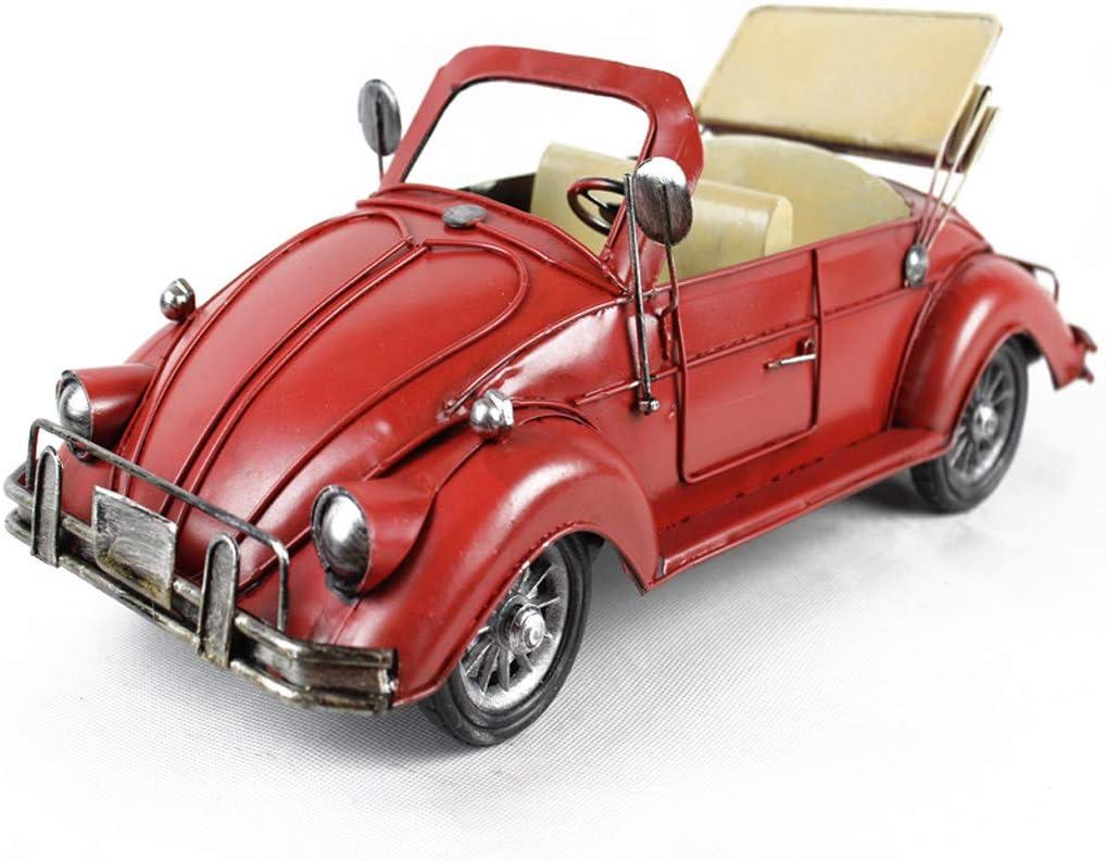 VVBBS JLX Creative Iron Crafts Retro Car Bargain Philadelphia Mall Ornaments Classic