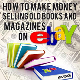 How to Make Money Selling Old Books and Magazines on eBay cover art
