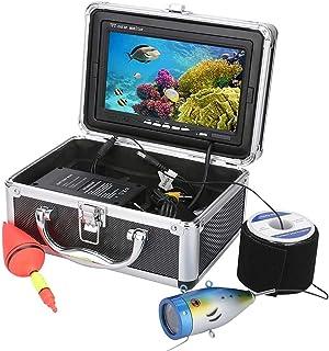 AFSDF Kit de cámaras de Video de Fish Finder WiFi Wireless admite grabación de Video y Tome la Foto