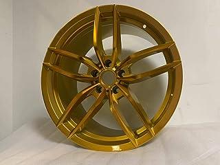 """IPW W524 19x9.5 5x114.3 35mm Gold Wheel Rim 19"""" Inch"""