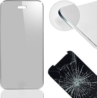 Eximmobile Pansarfolie skyddsfolie 9H glasfilm äkta glasfolie displayskyddsfolie för LG X Cam – klar
