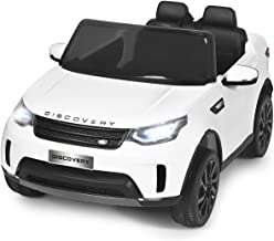 Costzon 2-Seater Ride on Car, 12V Licensed Land Rover Discovery w/ 2.4G Remote Control, LED Lights, MP3 Horn, Music, 2 Doo...