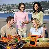Zoom IMG-2 bbq termometro controllato da app