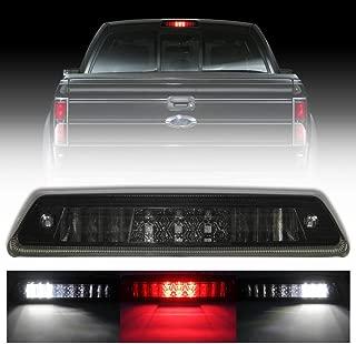 For Ford F150 2009 2010 2011 2012 2013 2014 Chrome Third Brake Light Lamp Cover