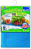 Parodi&Parodi - Alfombrilla de refrigeración Recortable de 30 x 45 cm, Transpirable y Lavable de Poliuretano, Alfombrilla refrigeradora Reutilizable para Alimentos Art 499, Surtidos, única