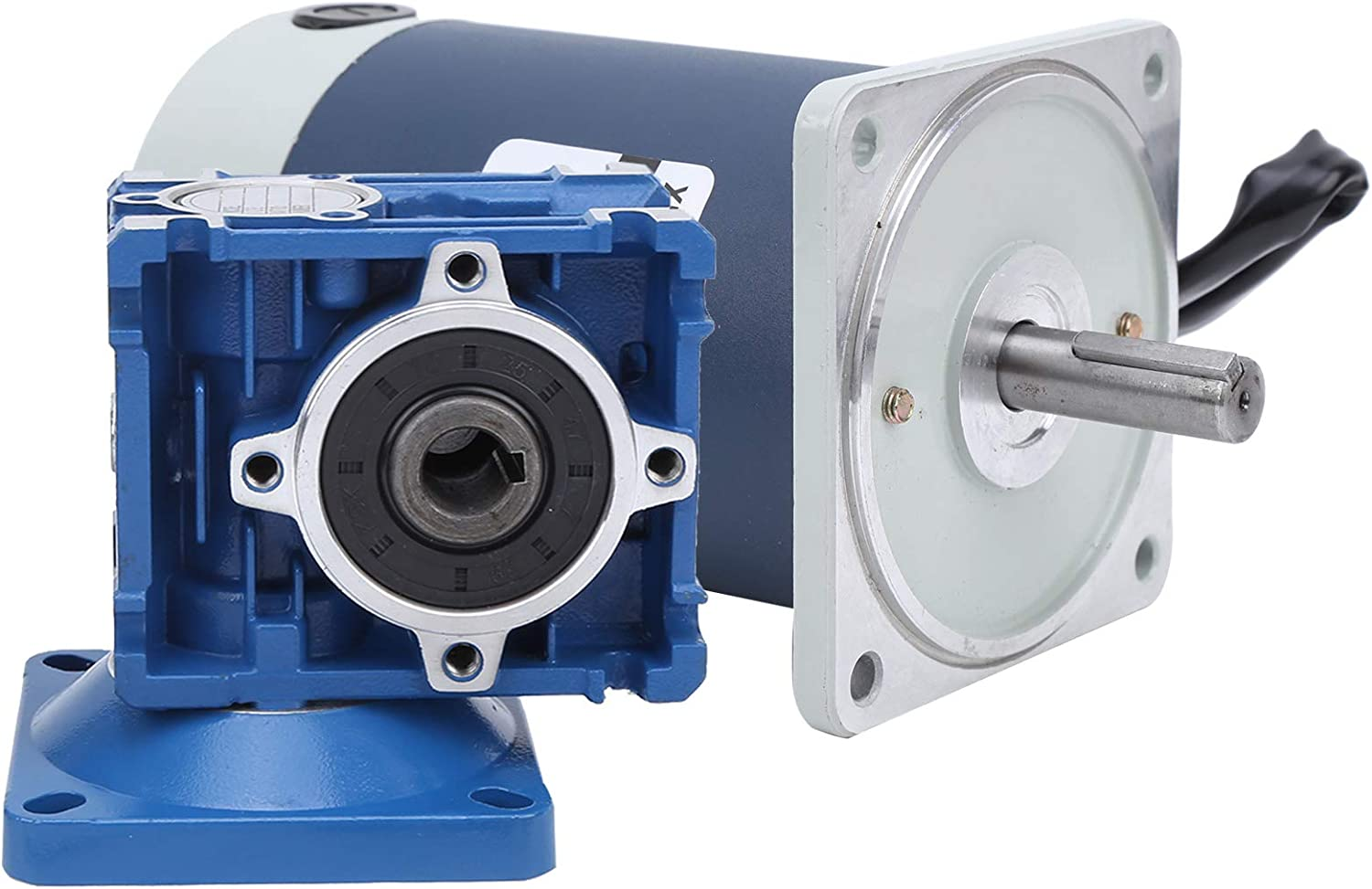 Direct sale of manufacturer Mxzzand Indefinitely Reduction Ratio 100% Motor Geared Worm 90W