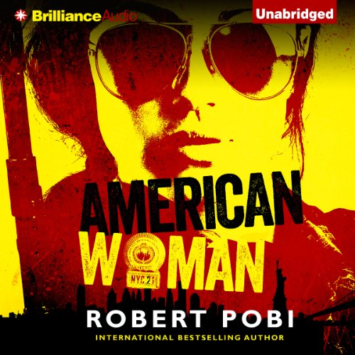 American Woman audiobook cover art