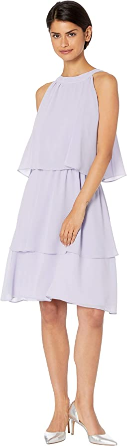 Livia Ruffle Detailed Dress