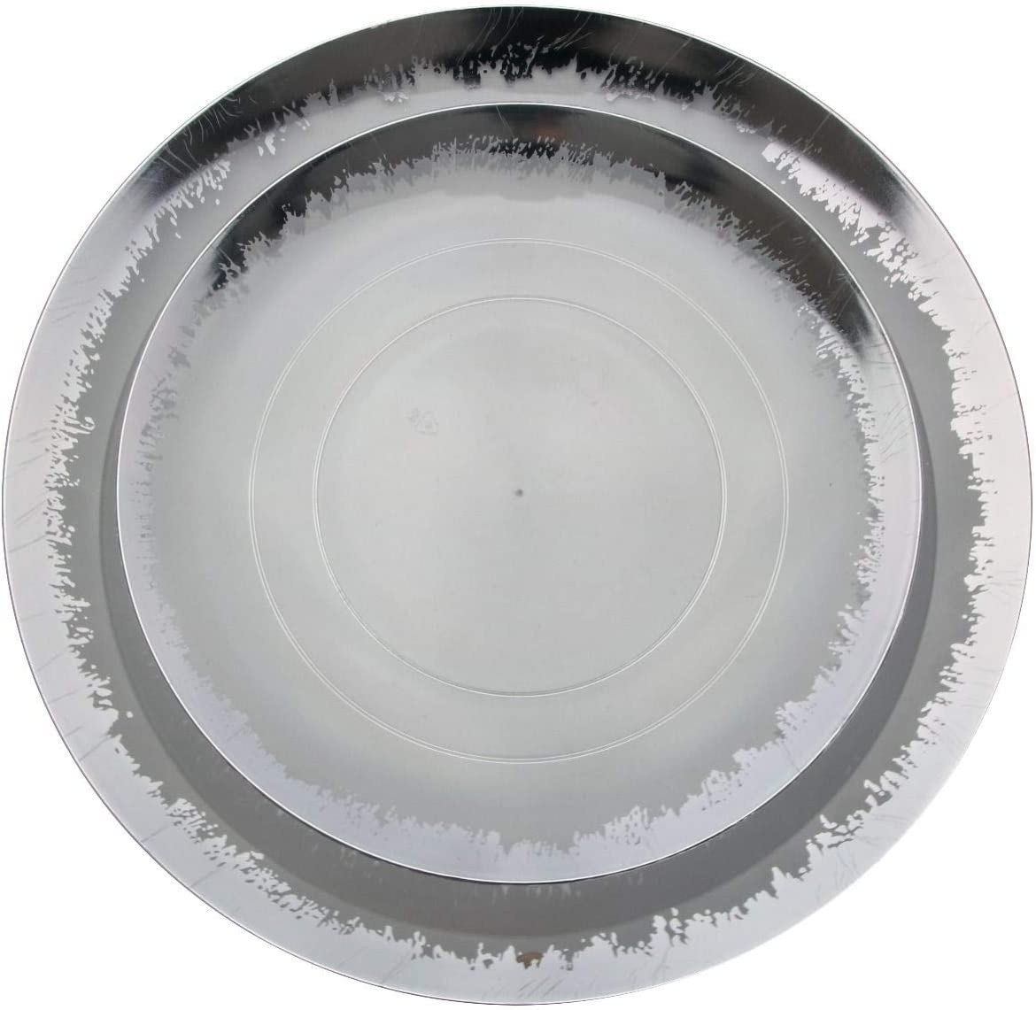 Trendables 60 Pack Combo Plastic Plates 10.25 - 30 inch. Max 57% OFF Houston Mall P Set