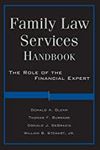 Family Law Services Handbook: The Role of the Financial Expert