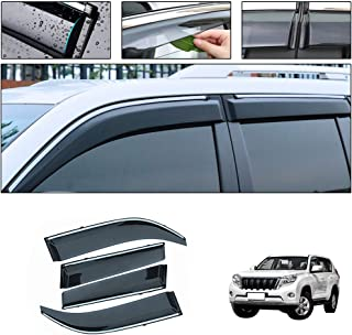 Painted REAR Roof Wings SPOILER for TOYOTA LAND CRUISER FJ150 GX460 2010-2019