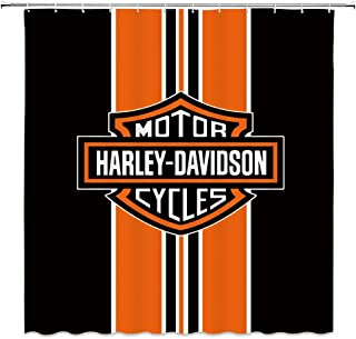 Miraculous Amazon Com Harley Davidson Bathroom Accessories Interior Design Ideas Clesiryabchikinfo