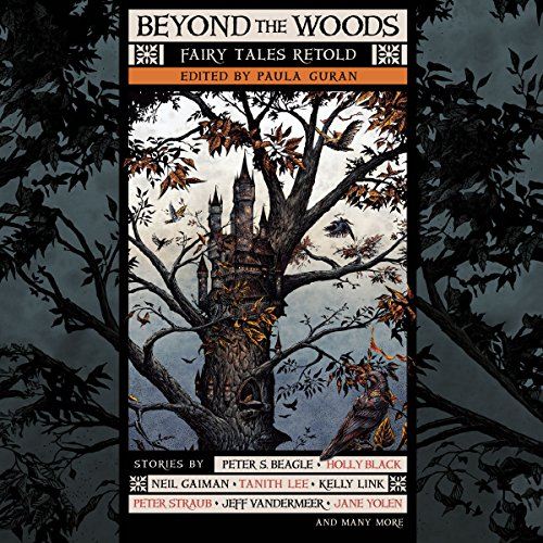 Beyond the Woods audiobook cover art