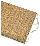 VERDELOOK Cina, Tapparella a carrucola in Bamboo, 120x260 cm, tapparelle Ombra arelle Sole